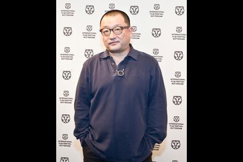 Wang Xiaoshuai, director of 11 Flowers
